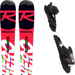 ROSSIGNOL HERO JR + KID 4 GW B76 BLACK 21
