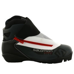 SALOMON ESCAPE 6 PILOT BLACK/RED 17