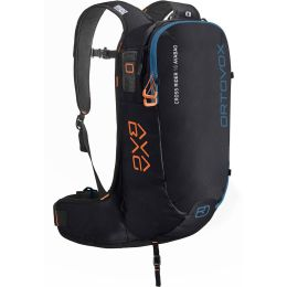 ORTOVOX CROSS RIDER 18 AVABAG KIT BLACK RAVEN 21
