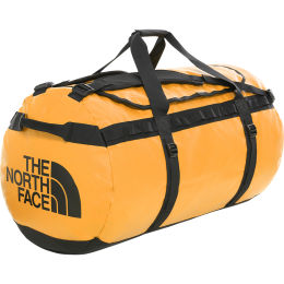 THE NORTH FACE BASE CAMP DUFFEL XL SUMMIT GOLD/TNF BLACK 21