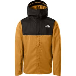 THE NORTH FACE M QUEST ZIP-IN JKT CITRINE YELLOW/TNF BLACK 21