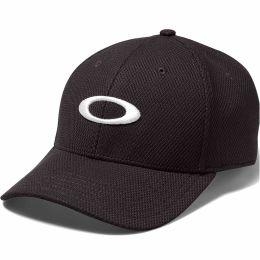 OAKLEY GOLF ELLIPSE HAT BLACK 20