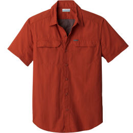 COLUMBIA SILVER RIDGE™ 2.0 SHORT SLEEVE SHIRT DARK SIENNA 21