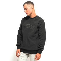 LOOKING FOR WILD SWEAT MOUTON JET BLACK 21
