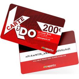 E-CARD KDO 200 €