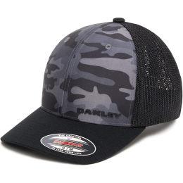 OAKLEY TRUCKER CAP BLACKOUT 21