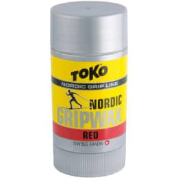 Boutique TOKO TOKO NORDIC GRIPWAX 25G RED 22 - Ekosport