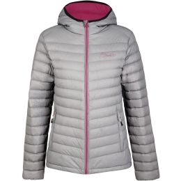DARE 2B DRAWDOWN JACKET W SILVERFL/LUMINOUS PINK 21