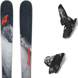 NORDICA ENFORCER 88 21 + MARKER GRIFFON 13 ID BLACK 20