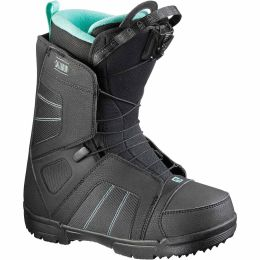 SALOMON SCARLET BLACK 18