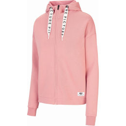 PICTURE MELL ZIP HOODIE MISTY PINK 21
