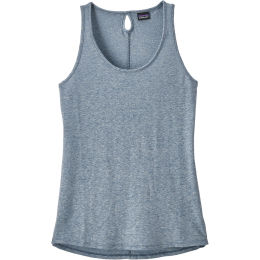 PATAGONIA W'S MOUNT AIRY SCOOP TANK BERLIN BLUE 21