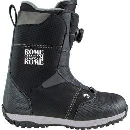 ROME STOMP BOA BLACK 21
