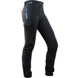 VERTICAL FISSURE PANT W BLACK 20