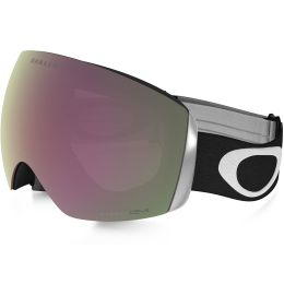OAKLEY FLIGHT DECK MATTE BLACK / PRIZM HI PINK IRIDIUM 21