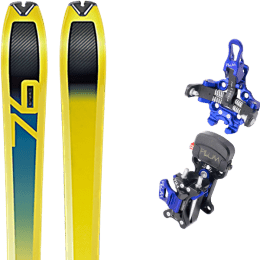 Landing housse ski offerte 2018 DYNAFIT DYNAFIT SPEED 76 20 + PLUM PIKA 21 - Ekosport