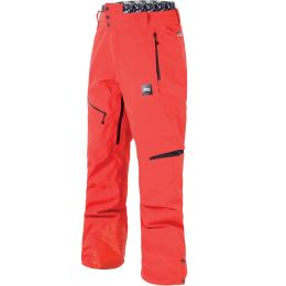 PICTURE TRACK PANT RED 20