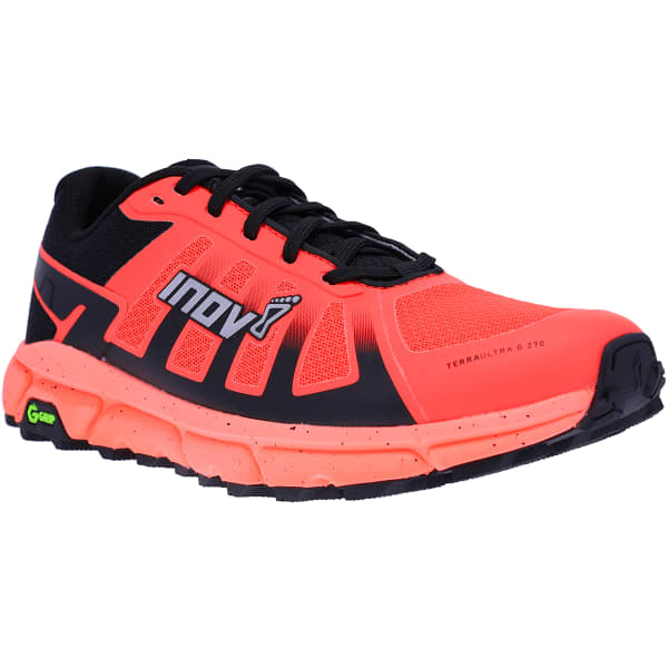 INOV-8 Chaussure trail Terraultra G 270 W Coral/black Femme Rose taille 4