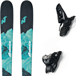 NORDICA ASTRAL 78 21 + MARKER SQUIRE 11 ID BLACK 21