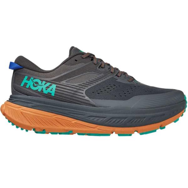 HOKA ONE ONE Chaussure trail Stinson Atr 6 Castlerock/desert Sun Homme Gris taille 7.5