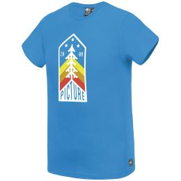 PICTURE OREGON TEE PICTURE BLUE 21