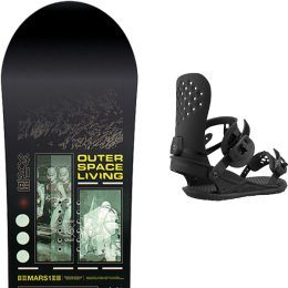 CAPITA OUTERSPACE LIVING 21 + UNION STRATA BLACK 21