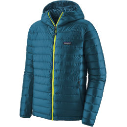 PATAGONIA M DOWN SWEATER HOODY CRATER BLUE 21