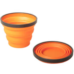 Nouveautés accessoires SEA TO SUMMIT SEA TO SUMMIT X-CUP ORANGE 21 - Ekosport