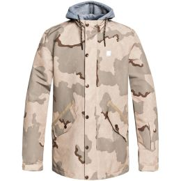DC SHOES UNION JKT INCENSE DCU CAMO MEN 19