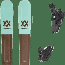 Pack ski alpin VOLKL VOLKL SECRET 102 20 + ARMADA STH2 WTR 13 BLACK C100 21 - Ekosport