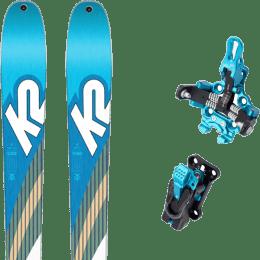 Ski randonnée K2 K2 TALKBACK 88 SMU 22 + PLUM OAZO 6 22 - Ekosport