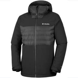 Vêtement hiver COLUMBIA COLUMBIA WHITE HORIZON HYBRID JACKET BLACK 20 - Ekosport