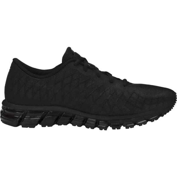 ASICS Chaussure running Gel-quantum 180 4 Black/black Homme Noir taille 40