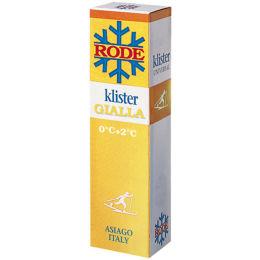 RODE KLISTER JAUNE 18