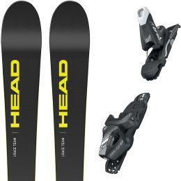 HEAD WC IRACE TEAM SW SLR PRO + SLR 7.5 GW AC BR.78 21