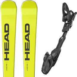 HEAD WC REBELS E-RACE PRO SW RP + FREEFLEX ST 16 BR.85 21