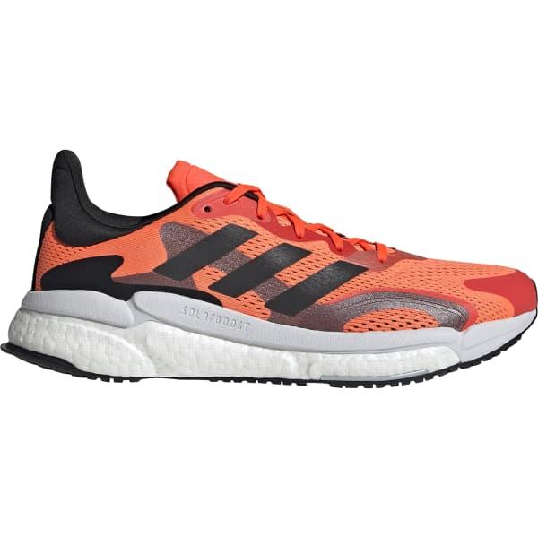 ADIDAS Chaussure running Solar Boost 3 Solar Red/core Black/night Metallic Homme Orange taille 40