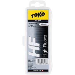 TOKO HF HOT WAX 120G BLACK 19