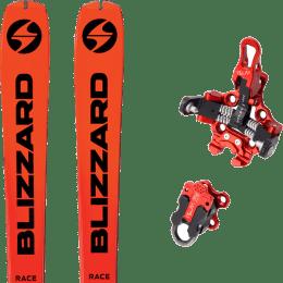Ski randonnée BLIZZARD BLIZZARD ZERO G RACE 21 + PLUM R150 21 - Ekosport