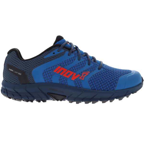 INOV-8 Chaussure trail Parkclaw 260 Knit M Blue/red Homme Bleu taille 8.5