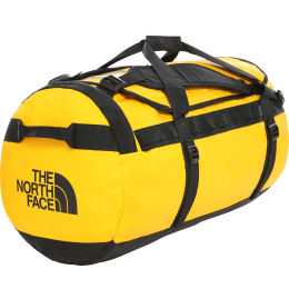 THE NORTH FACE BASE CAMP DUFFEL L SUMMIT GOLD/TNF BLACK 21