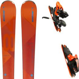 Pack ski alpin ELAN ELAN AMPHIBIO 84 TI POWER SHIFT + ELX 11.0 SHIFT GW 19 - Ekosport