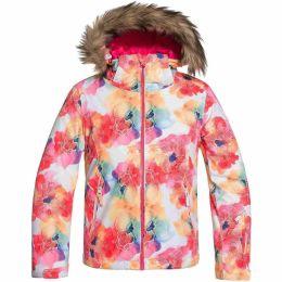 ROXY JET SKI GIRL J G SNJT BRIGHT WHITE SUNSHINE FLOWERS 20