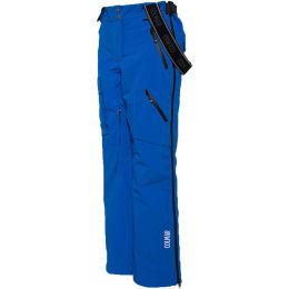 COLMAR REPLICA PANT W CYBER BLUE 20