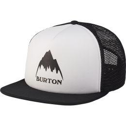 BURTON I-80 SNPBK TRUKER STOUT WHITE 21