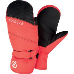 DARE 2B ROARING MITT FIERY RED 20