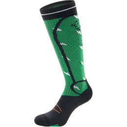 PICTURE MAGICAL SOCKS GREEN 20