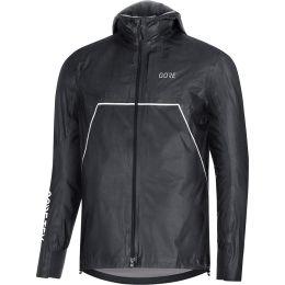 GORE R7 GTX SHAKEDRY TRAIL HOODED JKT BLACK 21