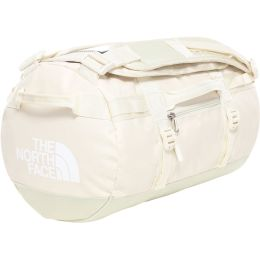 THE NORTH FACE BASE CAMP DUFFEL XS VINTAGE WHITE/TNF WHITE 20