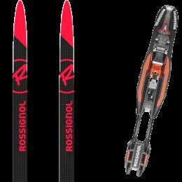 ROSSIGNOL X-IUM SKATING - IFP 21 + ROSSIGNOL RACE SKATE IFP 20